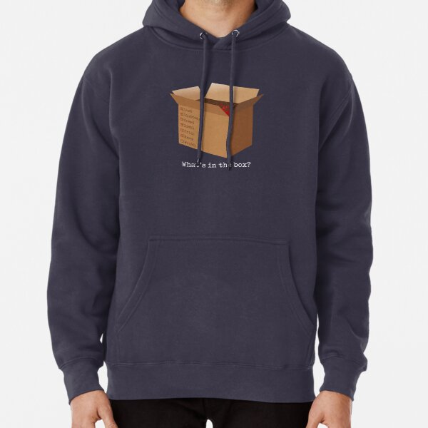 What's in the box? Pullover Hoodie