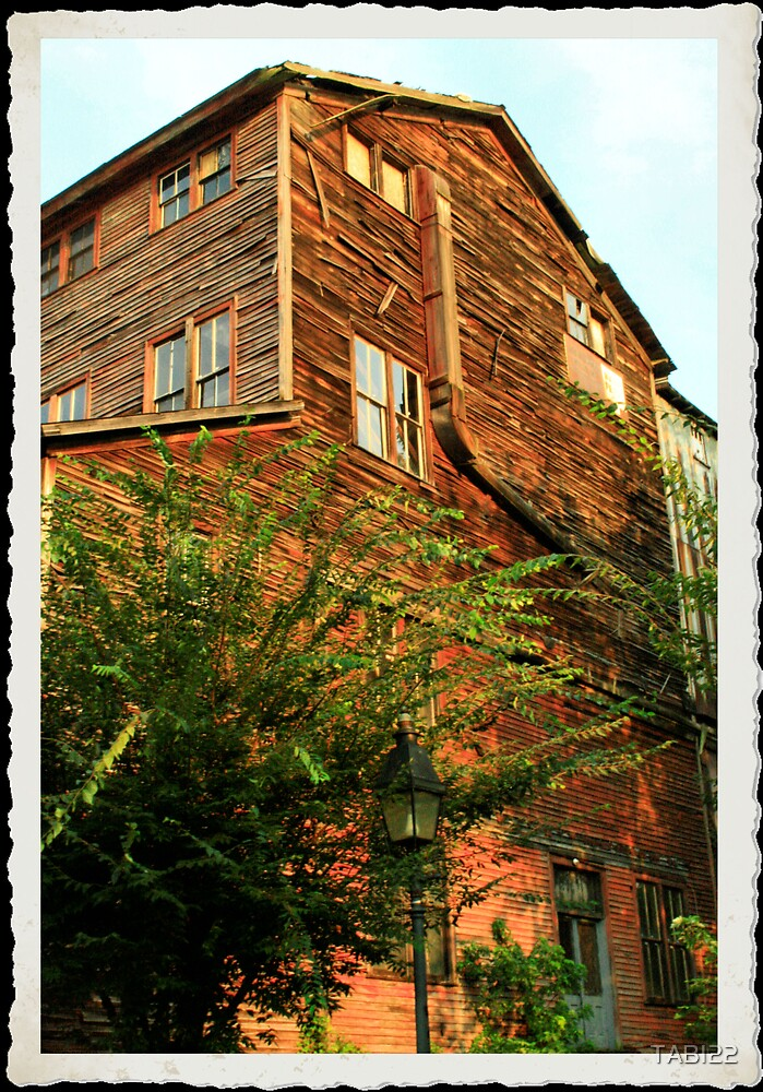 The Old Saltsburg Feed Mill  by TABI22