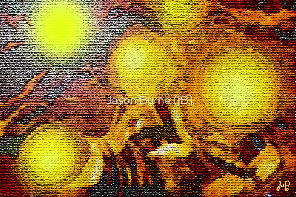 CELLS by Jason Byrne (jB)