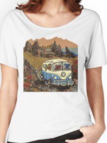 Grateful Dead -  Bear Vacation Women's Relaxed Fit T-Shirt