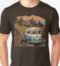 Grateful Dead -  Bear Vacation Unisex T-Shirt