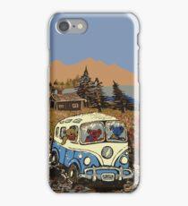 Grateful Dead -  Bear Vacation iPhone Case/Skin