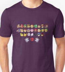 Melee Sprites Unisex T-Shirt