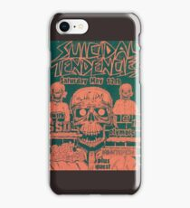 ST Show Flyer- Vintage iPhone Case/Skin