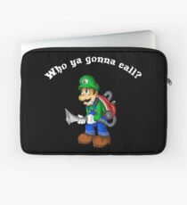 Boo-busters! Laptop Sleeve