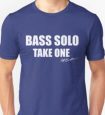 Bass Solo, Take One T-Shirt