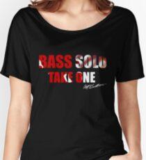 Bass Solo, Take One KEA  Women's Relaxed Fit T-Shirt