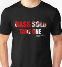 Bass Solo, Take One KEA  Unisex T-Shirt