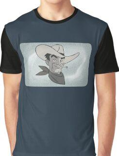 New Vegas Securitron Victor Plain Graphic T-Shirt