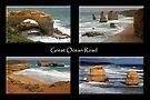 Great Ocean Road by Darren Stones
