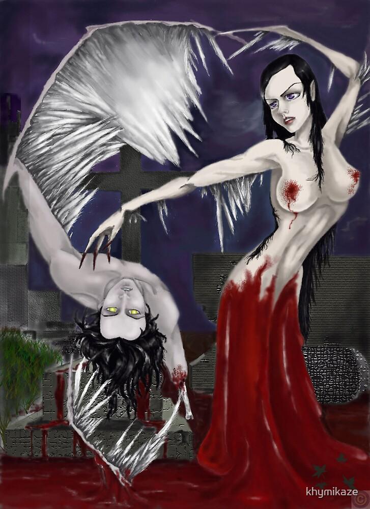Dead brings birth by khymikaze