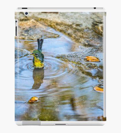 Colorful Bird iPad Case/Skin