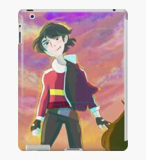 Keith iPad Case/Skin