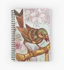 The Nightingale Spiral Notebook