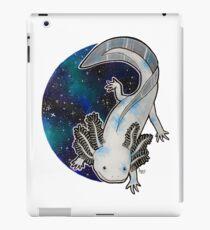 Galaxy Axolotl Artwork iPad Case/Skin