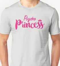 Psycho Princess Unisex T-Shirt