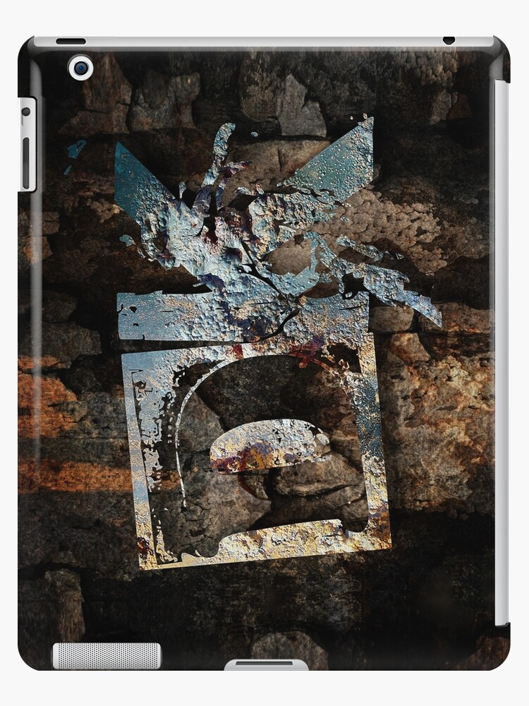 iPad Case.  DK by Alex Preiss