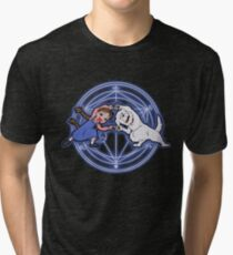 Fullmetal Fusion HaHa! Tri-blend T-Shirt