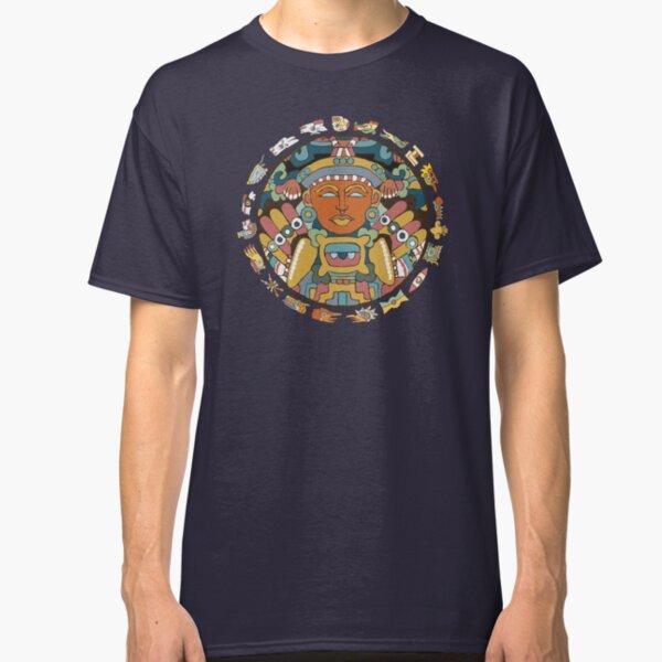 Aztec Time Classic T-Shirt