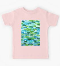 Abstract Painting in WaterColor Kids Clothes