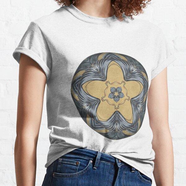 Art Deco Mandala Classic T-Shirt
