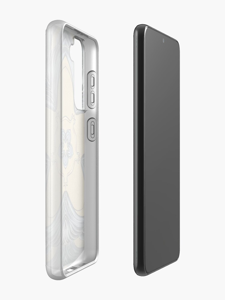 Alternate view of Art Deco Mandala Case & Skin for Samsung Galaxy