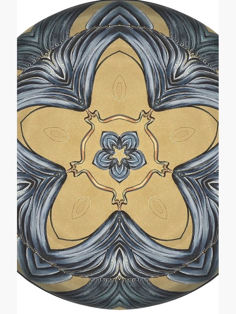 Art Deco Mandala by GalleryGiselle