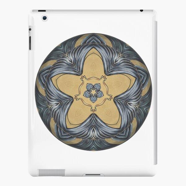 Art Deco Mandala iPad Snap Case