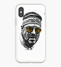 Walter Schoback; Big Lewbowski  iPhone Case