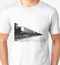 RAILROAD VANISHING POINT T-Shirt