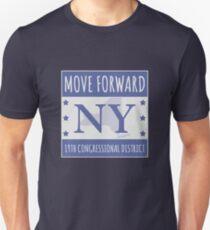 Move Forward New York Logo Tee Unisex T-Shirt