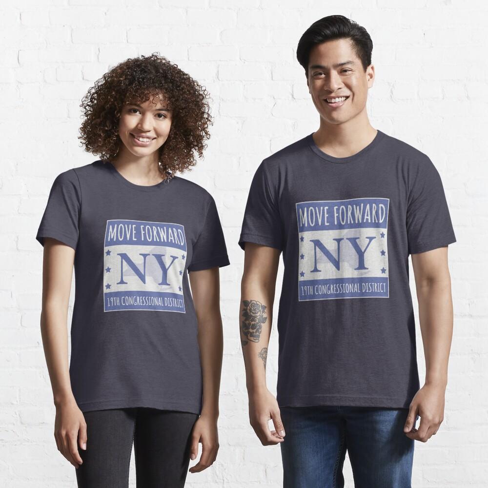 Move Forward New York Logo Tee Essential T-Shirt