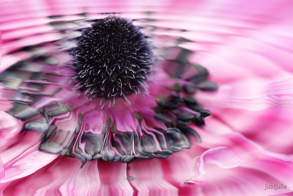 water flower by justjulie