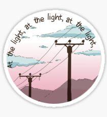 Telephone Wire... Sticker