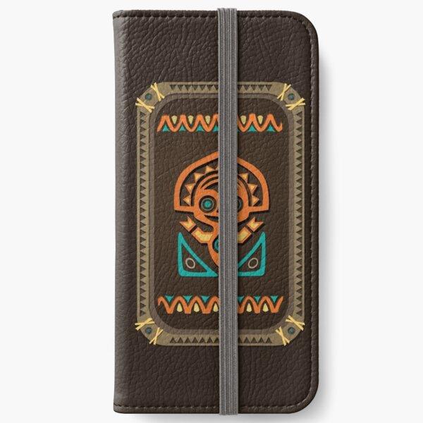 Disney's Polynesian Village Tiki iPhone Wallet