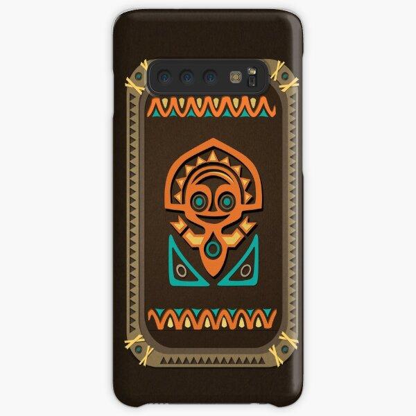 Disney's Polynesian Village Tiki Samsung Galaxy Snap Case