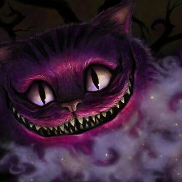 Cheshire Cat by CaptainBaloney