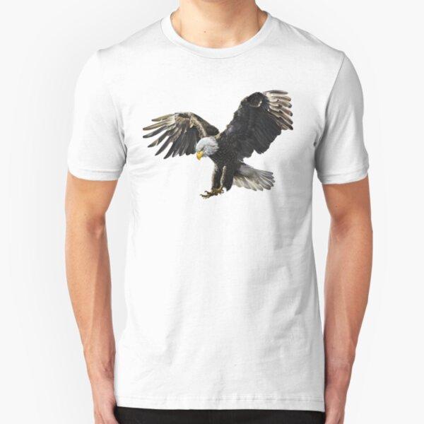 BALD EAGLE Slim Fit T-Shirt