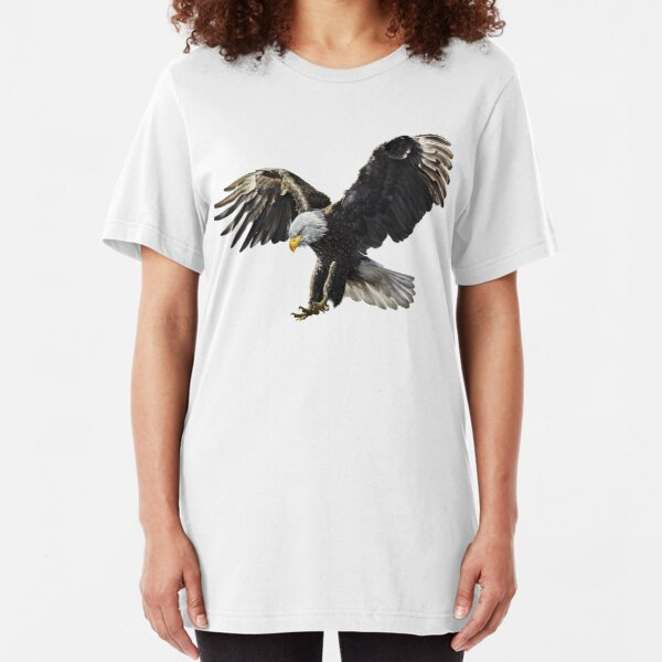 American Flag National Symbol Eagle Youth/'s T-Shirt 4th of July Shirts