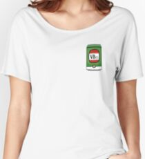 ViBes Women's Relaxed Fit T-Shirt