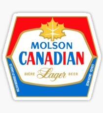 MOLSON Sticker
