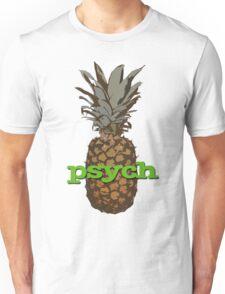 Psych Pineapple Unisex T-Shirt