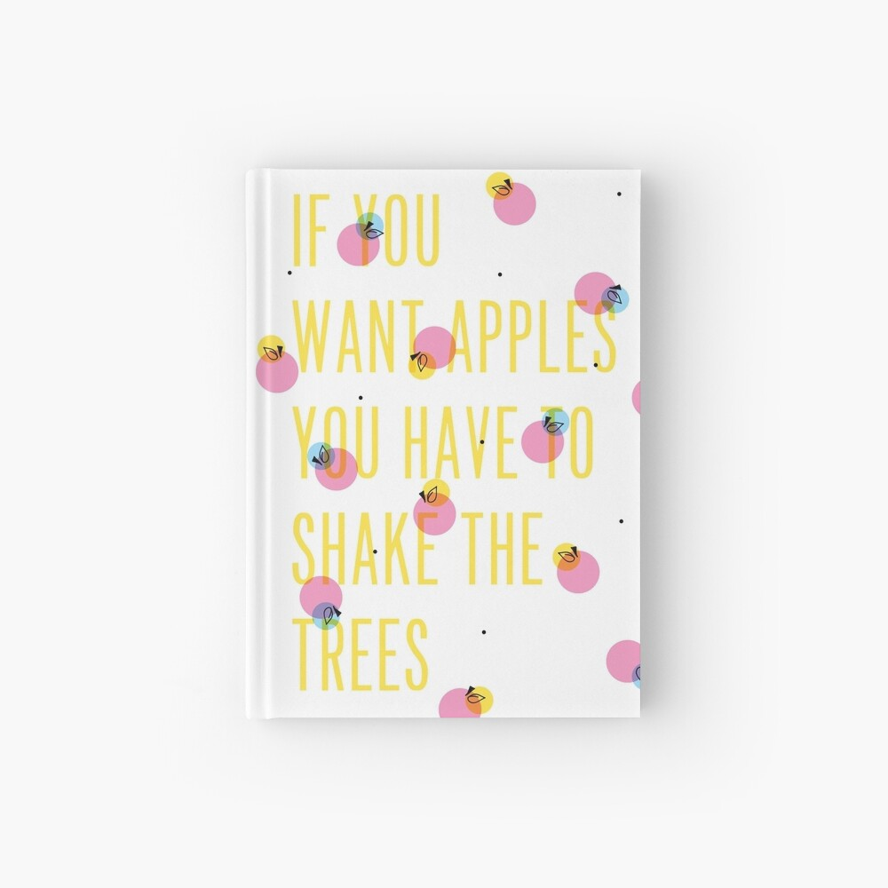 Apples galore Hardcover Journal