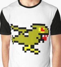 Alex the kidd monster bird Graphic T-Shirt