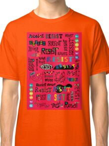 Resist Them cherry Classic T-Shirt