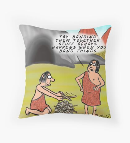 If I Want Your Opinion .. Throw Pillow