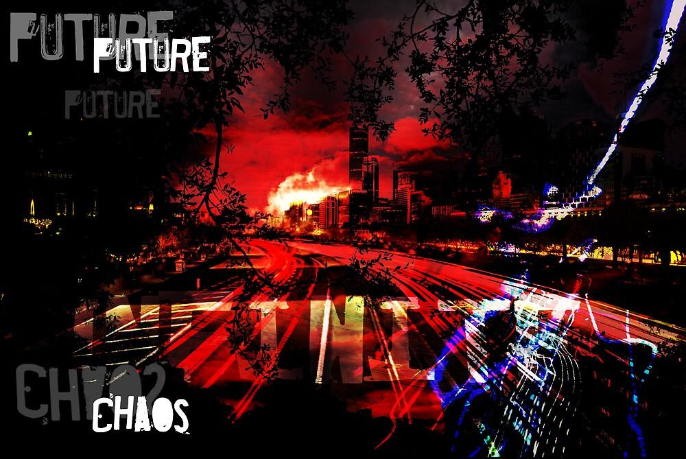 Red Chaos by Hrafnhildur