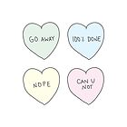 Sassy Hearts by laurenschroer