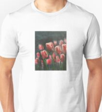 Saucy Tulips 3 Unisex T-Shirt