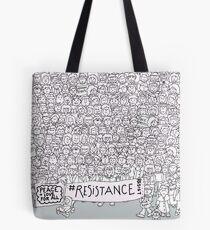 # Resistance Tote Bag